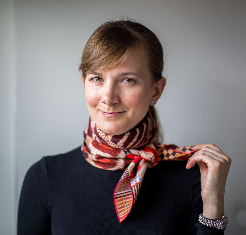 Hermes scarf Pelages et Camouflage by Aline Honoré, Эрмес, карре, платок, как красиво завязать платок