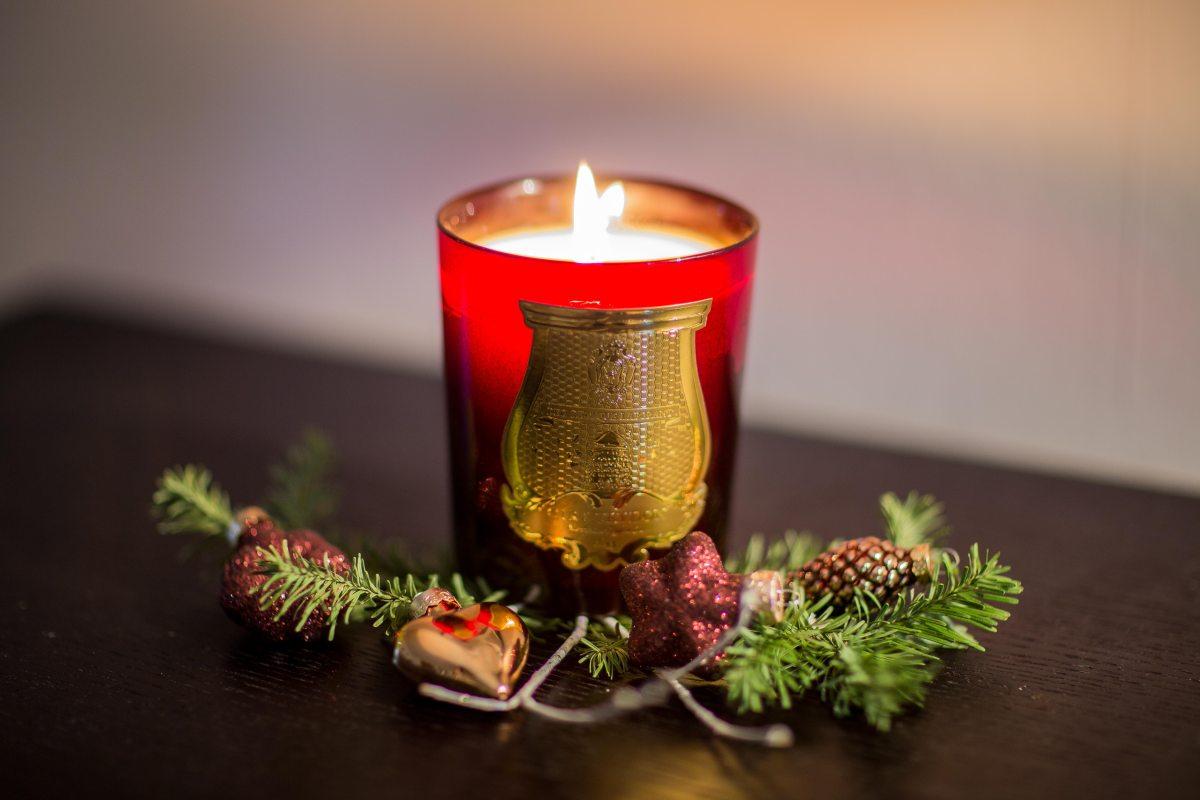 Cire Trudon Nazareth, candle, Christmans